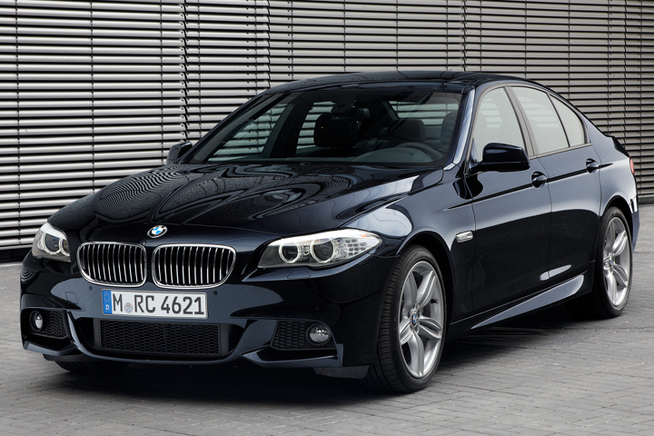 BMW・5シリーズの画像 p1_20