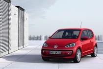 新型VW up! (アップ)