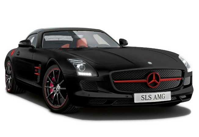 sls amg matt edition. Black Bedroom Furniture Sets. Home Design Ideas