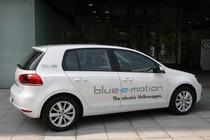 VWゴルフ blue-e-motion(ブルーeモーション)