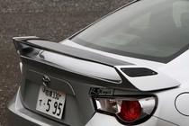 トヨタ86/スバルBRZ用 Rマジック リヤウイング