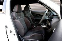 日産ジューク ニスモ(NISMO)新車試乗評価シート