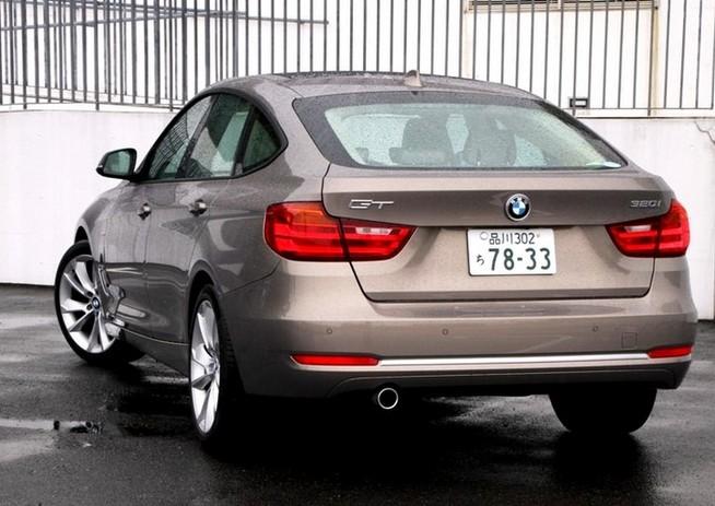 BMW : bmw 3シリーズ グランツーリスモ 評価 : corism.com
