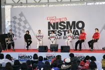 「NISMO FESTIVAL at FUJI SPEEDWAY 2010」 SUPER GT 監督トークショー