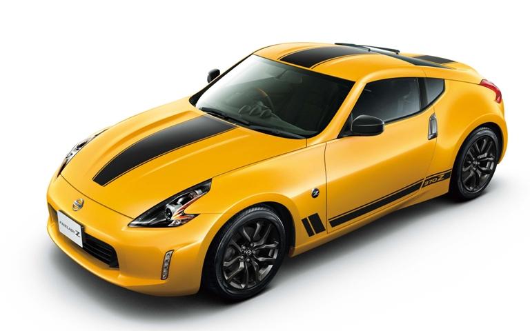 日産のスポーツカーの象徴ともいえるフェアレディZに特別仕様車「ヘリテージエディション」...