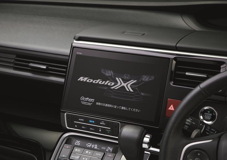ホンダ ステップワゴン モデューロX(Modulo X)