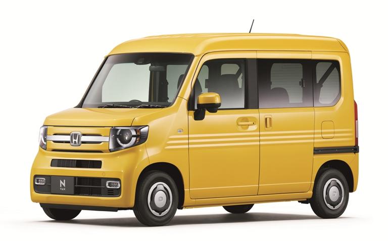 ホンダN-VAN新車情報・購入ガイド 使いやすさは当たり前!...