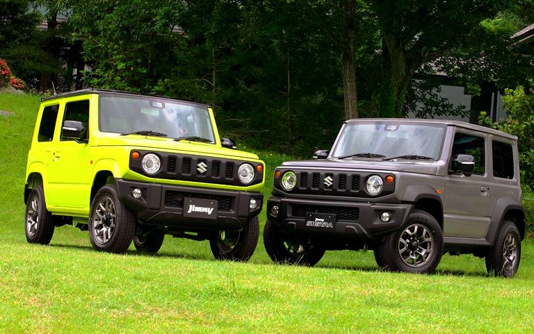 20年振りのフルモデルチェンジ! 4代目となった新型スズキ ジムニー スズキは、軽自動車のジムニーと...