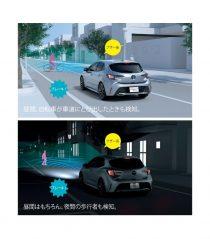 新型トヨタ カローラスポーツ