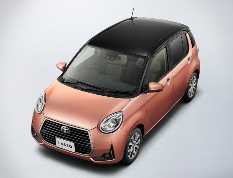 トヨタ パッソ新車情報・購入ガイド 何かに似ているものの、オ...