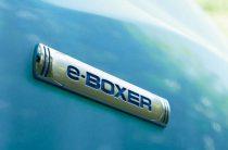 スバルXV Advance e-BOXER
