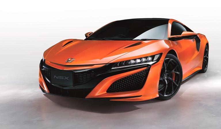 「SPORT HYBRID SH-AWD」で、新たなスーパーカー像を世界に提案したホン...