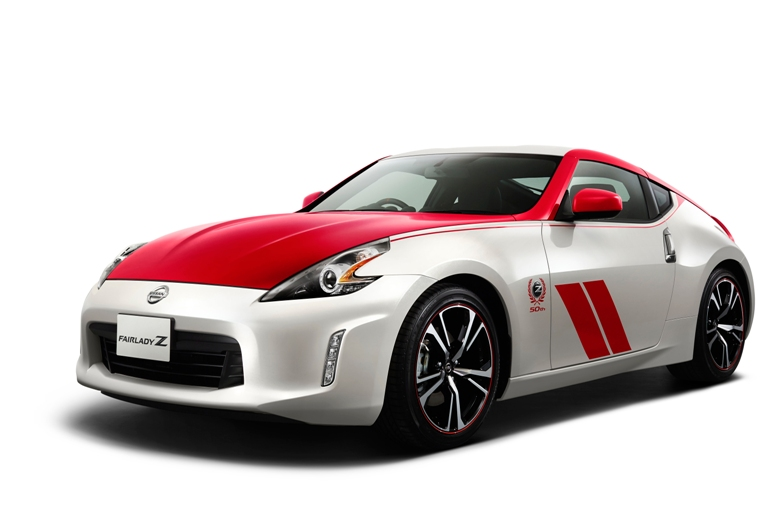 日産フェアレディZ新車情報・購入ガイド 祝50周年! 期間限...