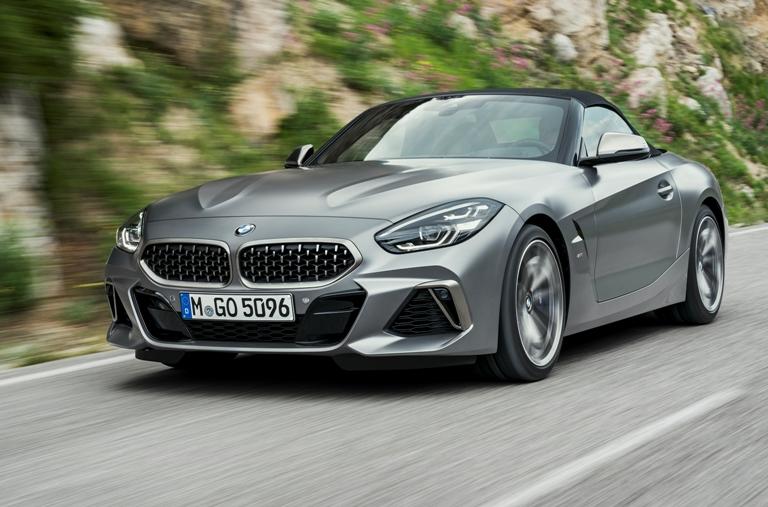 BMW Z4新車情報・購入ガイド BMWらしさを凝縮した超爽...