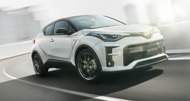 トヨタC-HR新車情報・購入ガイド スポーツモデル「GR S...