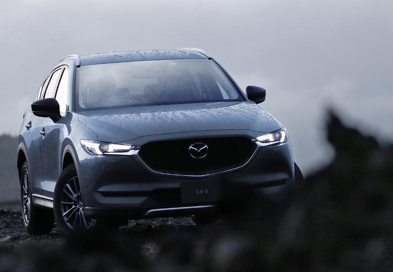 マツダCX-5新車情報・購入ガイド 絶妙は価格、ポジションの...