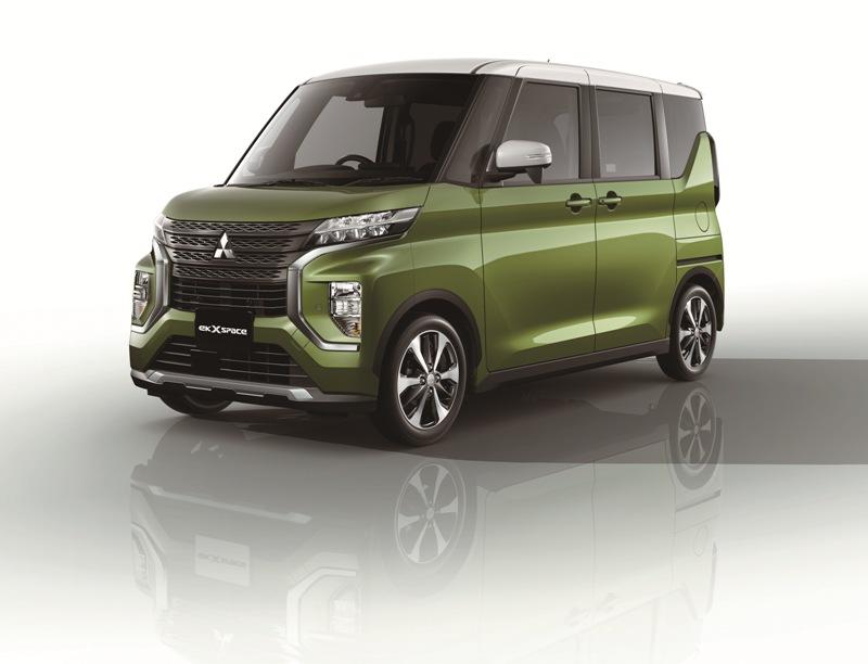 三菱eKクロス スペース、eKスペース新車情報・購入ガイド ...