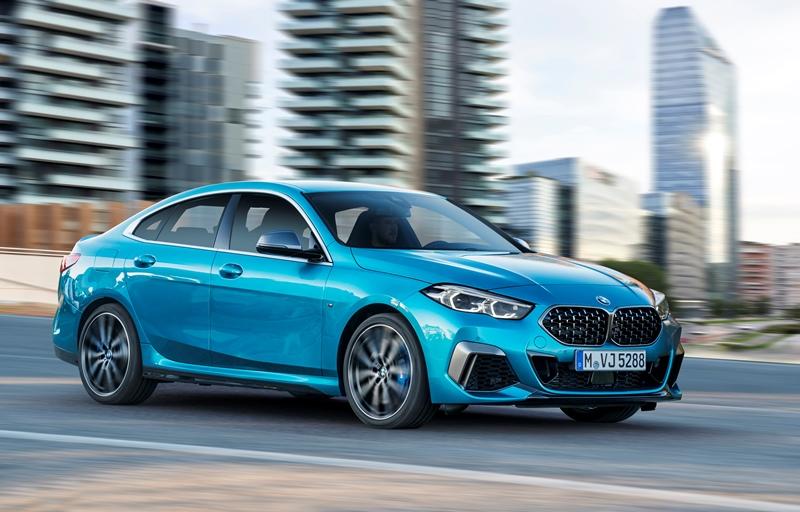 使い勝手と美しさを両立した4ドアクーペ BMWはプレミアム・コンパクト・セグメントにお...