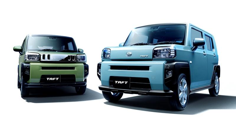 新型タフト、早くも予約開始! ダイハツは、東京オートサロン2020にコンセプトカーとして出展した新型...