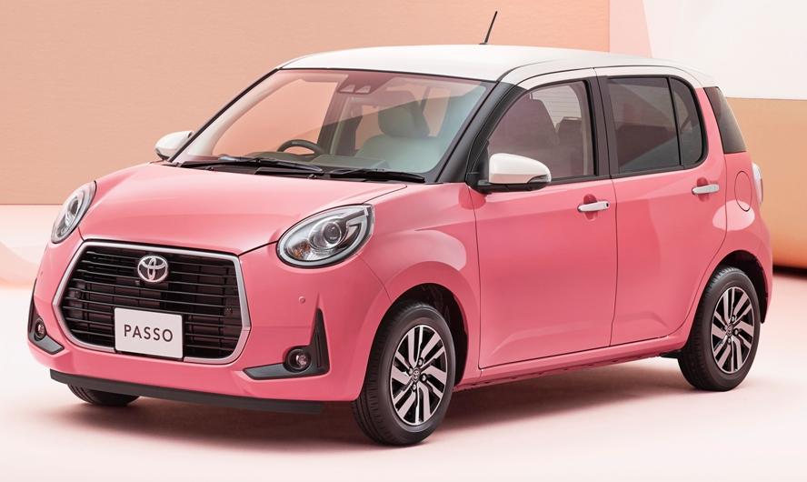 オシャレな雰囲気が人気のパッソMODA トヨタは、トヨタブランド最小となるコンパクトカー「パッソ」に...