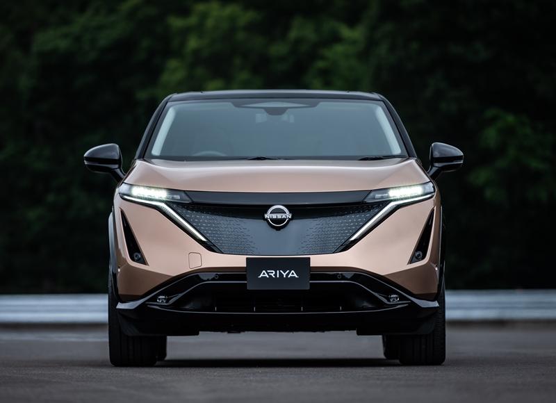 日産アリア(ARIYA)新車情報・購入ガイド 航続距離610...