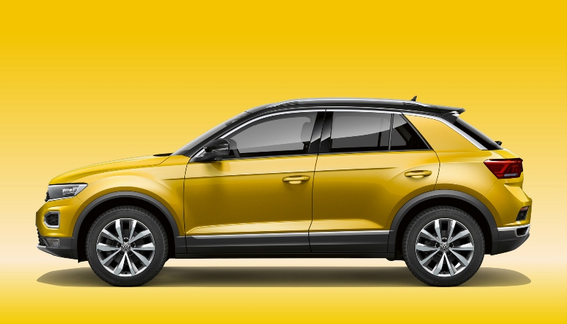 T-Roc TDI Style Design Package