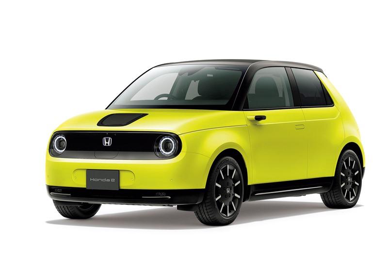 ホンダe新車情報・購入ガイド RR方式を採用し、エキサイティ...