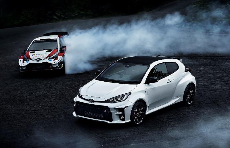 トヨタ単独開発で生まれた久しぶりのスポーツカーがGRヤリス 2020年1...