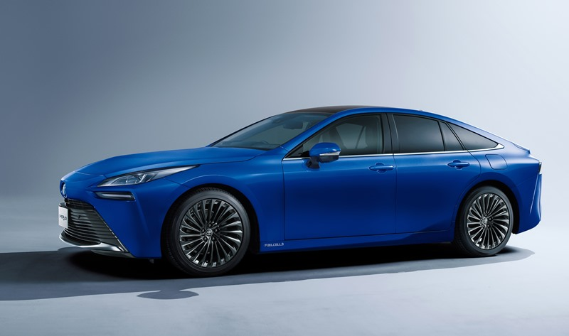 トヨタ ミライ新車情報・購入ガイド ミライは、未来への投資?