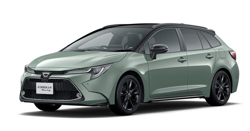 トヨタ カローラツーリング新車情報・購入ガイド 迷彩色感ある...