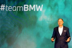 クリスチャン・ヴィードマン Team BMW