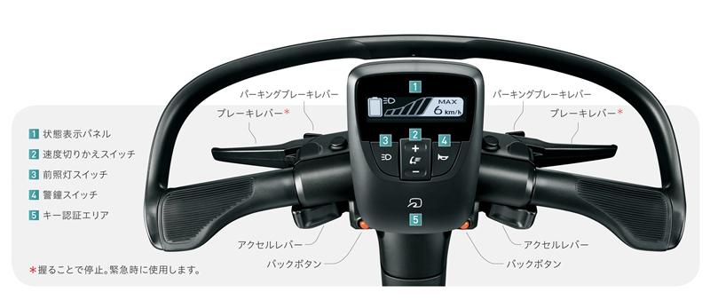 トヨタC+walk T(シーウォークティー)