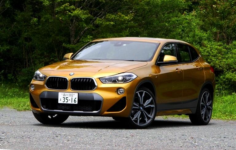 BMW X2 試乗記・評価 SUVとは思えない軽快感とスタイ...