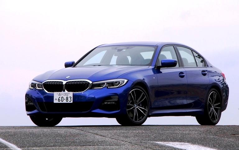 5シリーズと区別が付かなくなった新型BMW 3シリーズ BMW の屋台骨...