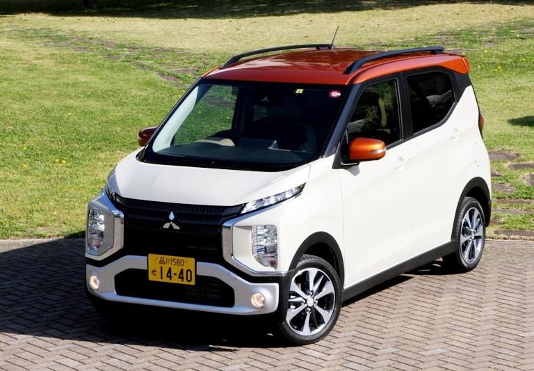 デイズと上手く差別化したeKクロス 新型三菱eKワゴンは、日産とのアライアンスから誕生...