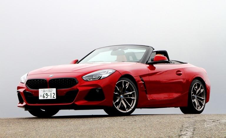BMW Z4試乗記・評価 デートカーとしてもOK! 快速オー...