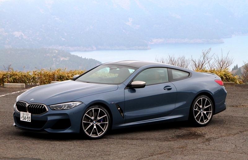バブル期の8シリーズを彷彿させる新型8シリーズ BMWらしいカッコイイ・スタイルをもっ...