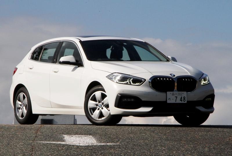 BMW 1シリーズ試乗記・評価 万人受けするスポーツコンパク...