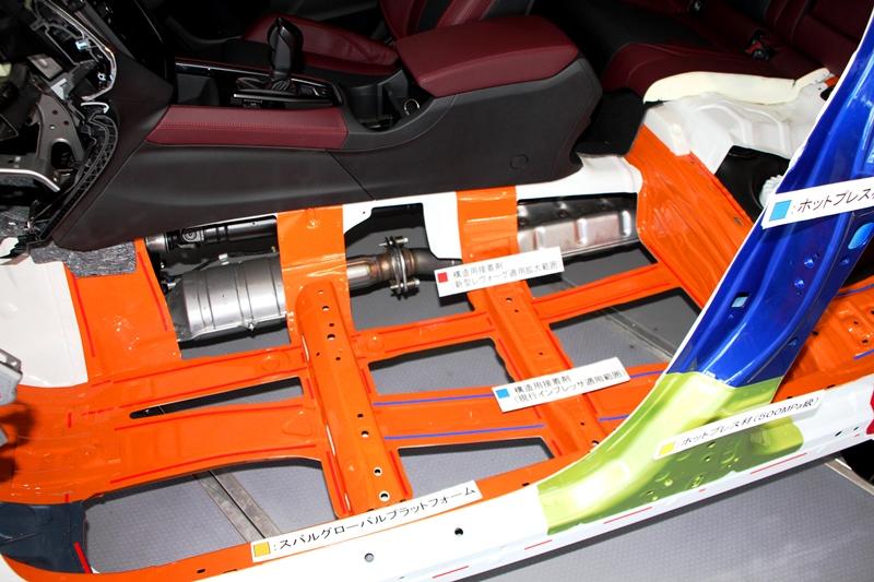 2代目新型スバル レヴォーグ