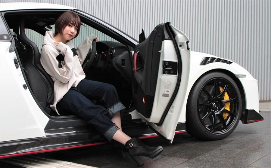 日産GT-Rニスモ 齋藤眞琴