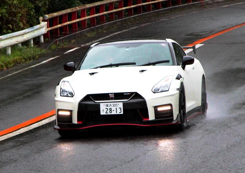 日産GT-Rニスモ