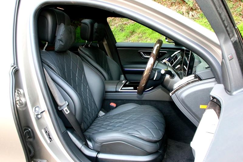 メルセデス・ベンツSクラス S400d