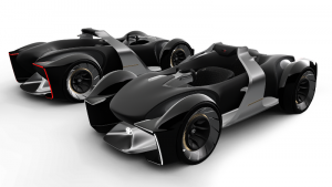トヨタe-RACER