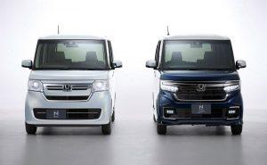 新車販売台数ランキングナンバー1 ホンダN-BOX