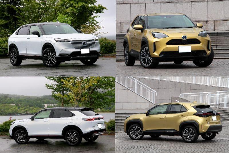 超人気モデルを比較評価する  トヨタは、2020年に待望のBセグメントコンパクトSUVで...