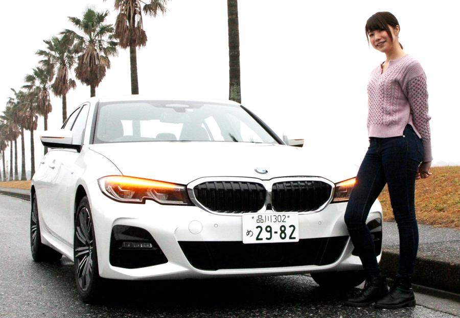 電気でも走るスポーツセダン、330eに興味津々な理由とは? 新型BMW 330eは、P...