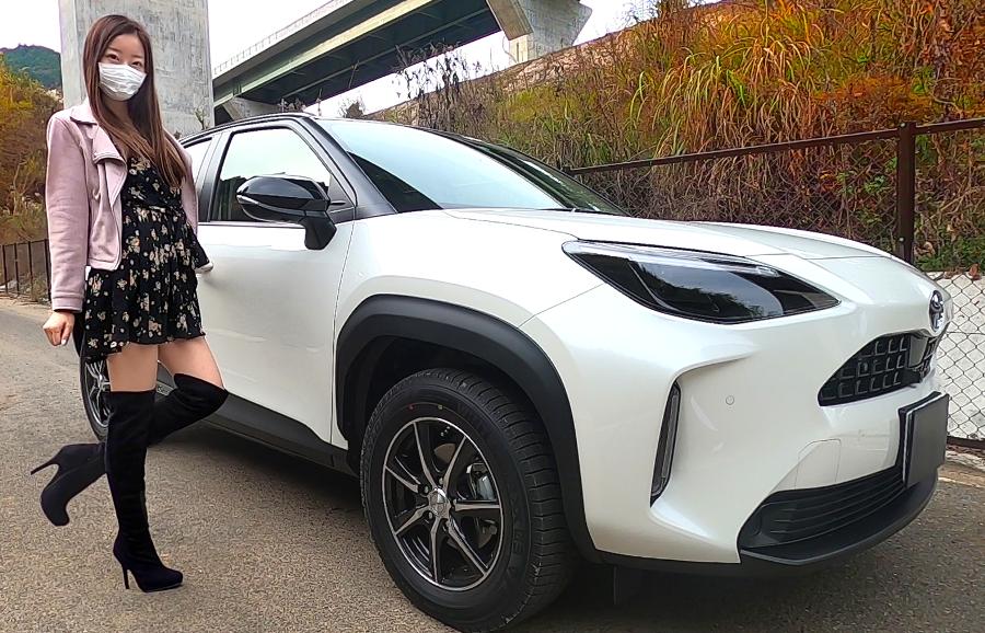 トヨタ ヤリスクロスの内外装を動画で詳細レポート こんにちは!みぃぱーきんぐのmii...